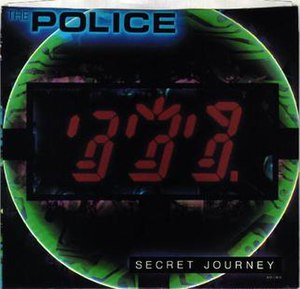 Secret Journey (song) - Image: Secret Jouney