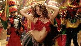 Hips Don't Lie - Shakira in the music video