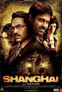 Watch Shanghai (2012) online