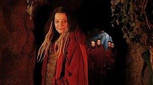 The Night of the Doctor - Image: Sisterhood of Karn in the Night of the Doctor