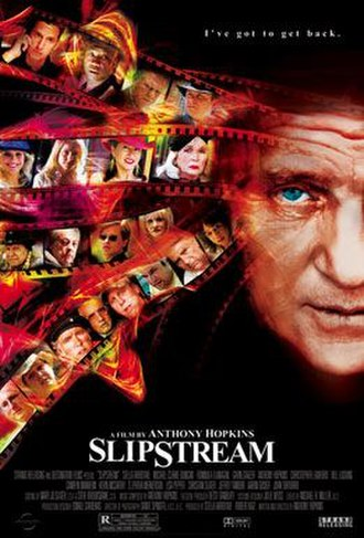 Slipstream (2007 film) - Theatrical release poster