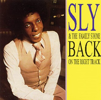 Back on the Right Track - Image: Sly right track