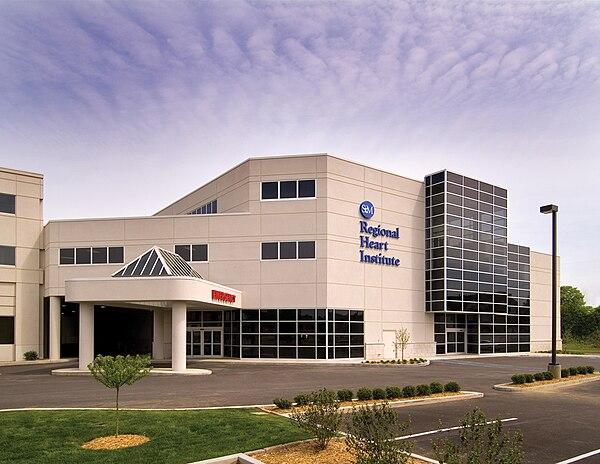Cabell huntington hospital breast health center
