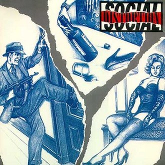 Social Distortion (album) - Image: Social Distortion Social Distortion cover