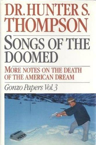 Songs of the Doomed - Image: Songsofthe Doomed