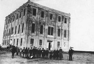 Soule University - The main building of Soule University