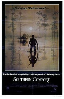 <i>Southern Comfort</i> (1981 film) 1981 film by Walter Hill