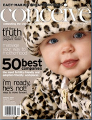Conceive (magazine) - conceive magazine Volume 4 Issue 1, Spring 2007
