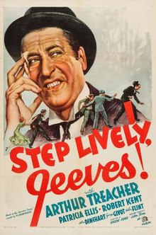 Step Lively, Jeeves! poster.jpg