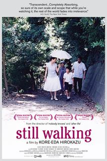 <i>Still Walking</i> (film) 2008 film by Hirokazu Koreeda