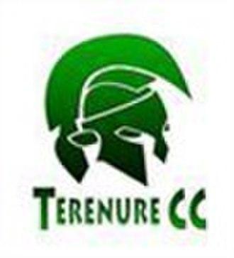 Terenure Cricket Club - Image: Terenure Cricket Club badge