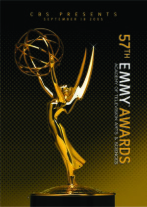 57th Primetime Emmy Awards - Promotional poster