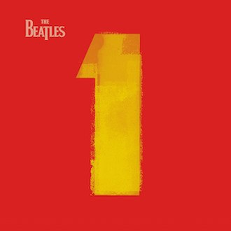 1 (Beatles album) - Image: The Beatles 1 album cover