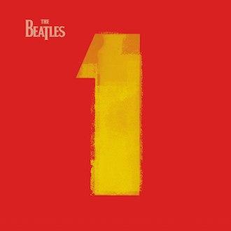1 (Beatles album) - Image: The Beatles 1 album cover