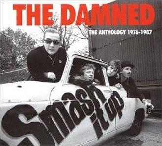 Smash It Up: The Anthology 1976–1987 - Image: The Damned Smash It Up The Anthology 1976 1987 cover