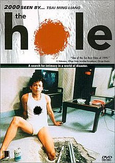 <i>The Hole</i> (1998 film) 1998 Taiwanese film