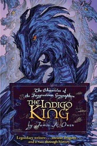 The Indigo King - Image: The Indigo King