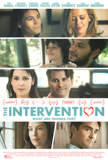 <i>The Intervention</i> (film) 2016 American film directed by Clea DuVall