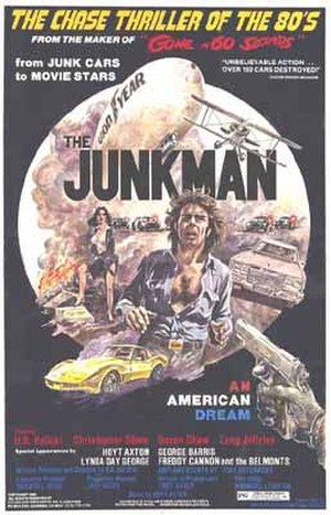 The Junkman - Official Poster