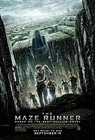 Picture of a movie: The Maze Runner