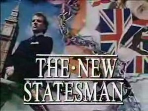 The New Statesman - Series title card