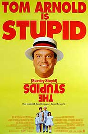 The Stupids (film) - Theatrical release poster