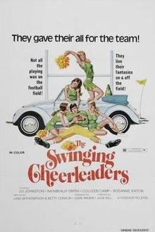 Swinging cheerleaders movie