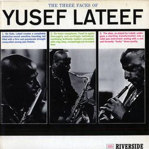 The Three Faces of Yusef Lateef - Image: The Three Faces of Yusef Lateef