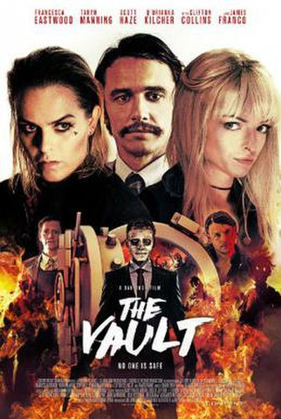 Picture of a movie: The Vault