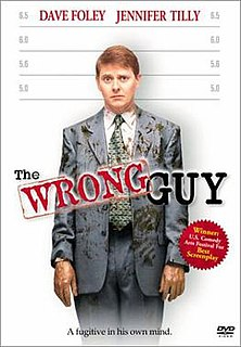 <i>The Wrong Guy</i> 1997 film
