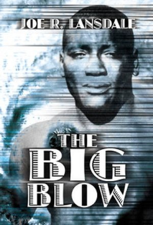 The Big Blow (novel) - Cover art by Gail Cross