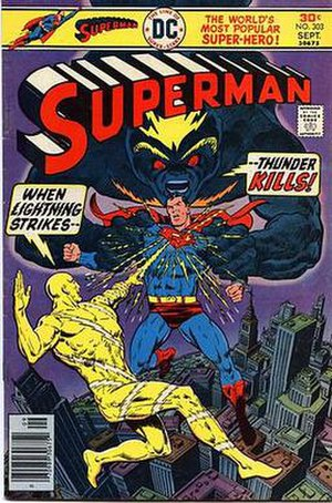 Thunder and Lightning (comics) - Image: Thun Light