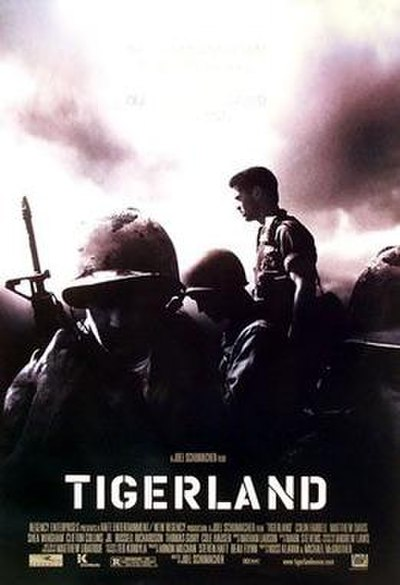 Picture of a movie: Tigerland