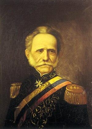 Tomás Cipriano de Mosquera - Image: Tomás Cipriano de Mosquera 2