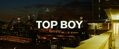 Picture of a TV show: Top Boy