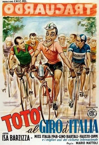 Toto Tours Italy - Film poster