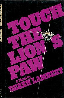 <i>Touch the Lions Paw</i>