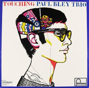 Touching (Paul Bley album) - Image: Touching (Paul Bley album)