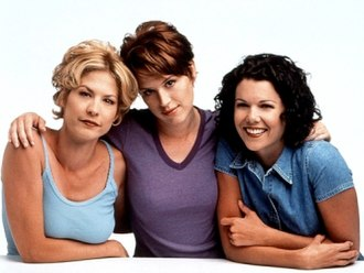 Townies - Cast of Townies: Jenna Elfman, Molly Ringwald, and Lauren Graham