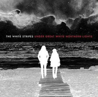 Under Great White Northern Lights - Image: Under Great White Northern Light CD cover