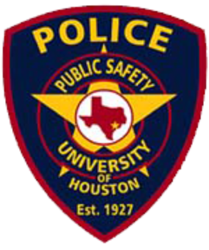 University of Houston Police Department - Image: University of Houston Police Department patch