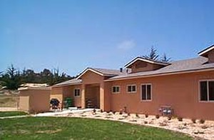 Veterans Transition Center - Housing units at the VTC
