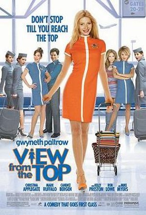 View from the Top - Theatrical release poster