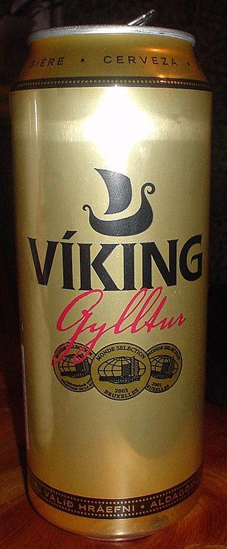 Beer in Iceland - Image: Viking Beer