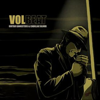 Guitar Gangsters & Cadillac Blood - Image: Volbeat GG&CB