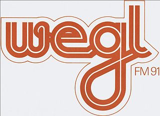 WEGL Radio station at Auburn University in Auburn, Alabama