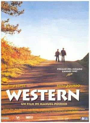 Western (1997 film) - Poster