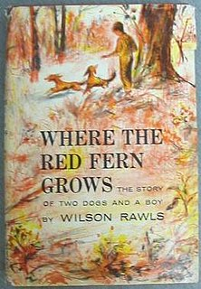 book by Wilson Rawls