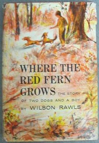 Picture of a book: Where The Red Fern Grows