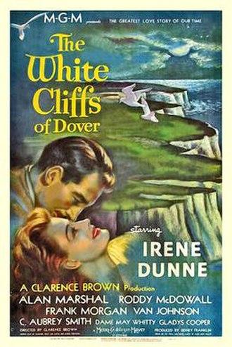 The White Cliffs of Dover (film) - Image: White Cliffs Of Dover